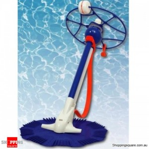 Automatic Swimming Pool Cleaner IN / ABOVE Ground, Can Climb Wall
