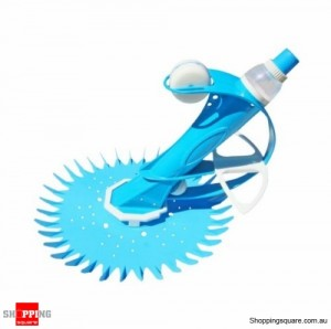Climb Wall Above / In Ground Auto Swimming Pool Cleaner With 10m Hose