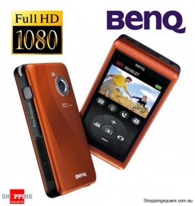 BenQ S11 Full HD Digital Video Camera 1080p with Built-in Pico Projector