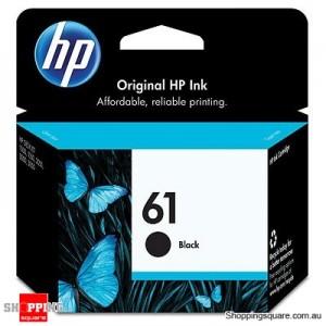 HP No 61 Black Inkjet Cartridge