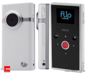 Flip Mino HD 1 Hour Gen3 Camcorder 4G, Digital video Camera