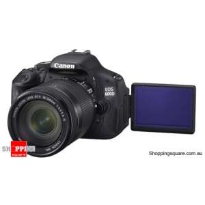Canon EOS 600D Kit (18-135mm Lens) Digital SLR Camera