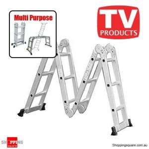 3.6m Heavy Duty Multifold Ladder 120kg