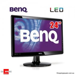 "Benq GL2440HM 24"" Widescreen LED Monitor, HDMI, 2ms"