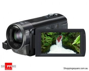 Panasonic HDC-SD90 Black Digital Camcorder