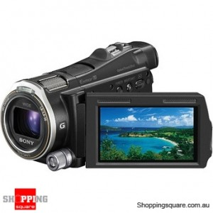Sony HDR-CX700E Video Camera Black