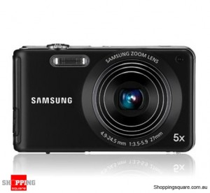 Samsung ST70 Digital Camera - Black