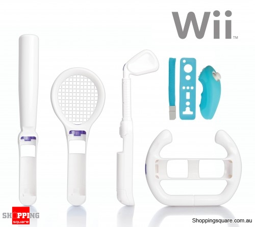 Precision Wii Sports Pack 10 In 1