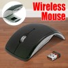 2.4G Wireless Optical Mouse, Foldable, Cordless