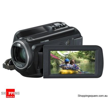 Panasonic HDC-HS80 Black Digital Camcorder