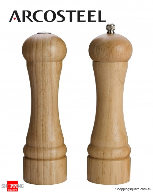 Arcosteel Trad Wood S&P Set 190mm