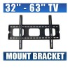 "32-63"" Tilt TV Mounting Bracket for LED, LCD, Plasma Wall Mount"