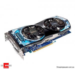 Gigabyte Radeon HD6850 R685OC-1GD Video Card