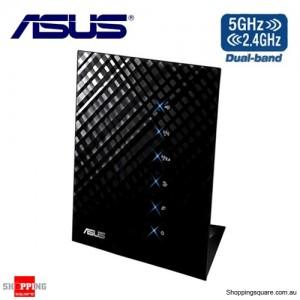 Asus RT-N56U Stylish Dual Band Wireless-N Gigabit Router