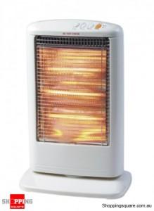 Maxim HH07 1200w Halogen Heater