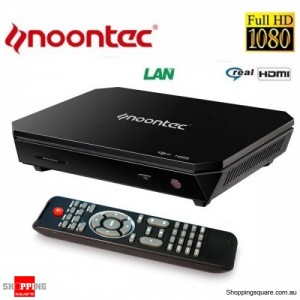 Noontec A6S MovieDock Full HD Media Player