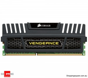 Corsair Vengeance 4GB Dual Channel DDR3 Memory