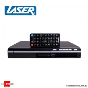 LASER 5.1 Channel HDMI DVD Divx Player With HDMI output, USB Multimedia Playback