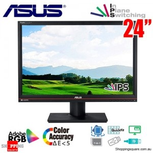 Asus 24.1'' PA246Q P-IPS ProArt Widescreen Professional Monitor, 16:10