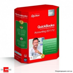 Reckon Quickbooks Accounting 2011/12 QB Series Full Version