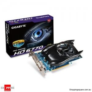 Gigabyte Radeon HD 6770 Video Card