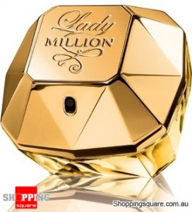 Lady One Million 80ml EDP Paco Rabanne Women Perfume