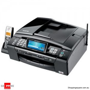 Brother MFC-990CW 10 In 1 Wireless Colour Inkjet Printer