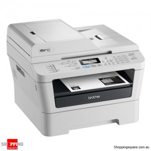 Brother 4 In 1 Mono Multi-Function Network Laser Printer