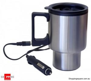 Thermal Stanless Travel Mug for Car 12V Heated