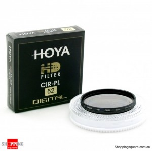 Hoya 52mm HD Digital Circular-PL Lens Filter