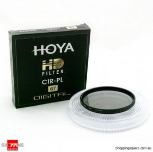 Hoya 67mm HD Digital Circular-PL Lens Filter