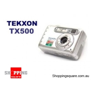 Tekxon TX500 5.5MP Digital Camera (Refurbished)