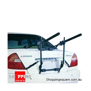 Bicycle Carrier for Car - Carries Two Bikes