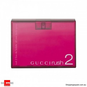 Rush 2 75ml EDT by Gucci