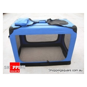 70cm Deluxe Portable Pet Carrier - Foldable