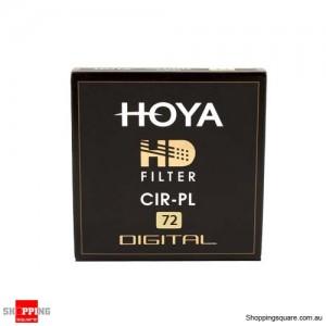 Hoya 72mm HD Digital Circular-PL Lens Filter