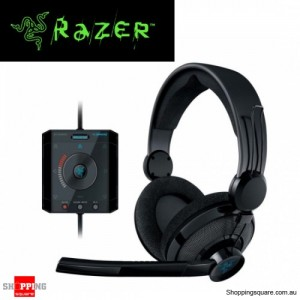 Razer Megalodon 7.1 channel USB Gaming Headset