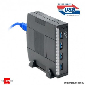 Skymaster USB 3.0 4 Port Hub For Internal/External use