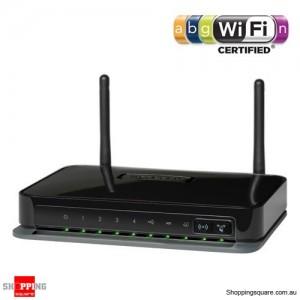 Netgear DGN2200 Wireless N 300 ADSL2+ Modem Router