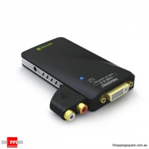Skymaster USB to VGA/DVI/HDMI Convertor with Audio (UG17M)