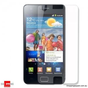 Samsung I9100 Galaxy S II Screen Protector Clear