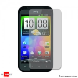HTC Incredible S Screen Protector Clear