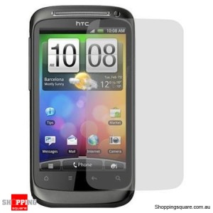 HTC Desire S Screen Protector Clear