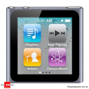 iPod Nano 6th Generation 16GB - Graphite