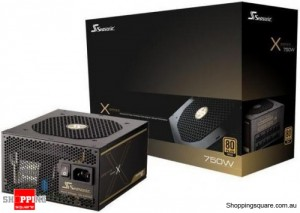 Seasonic X760 X-series 80Plus GOLD Fully Modular Power Supply