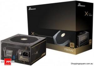 Seasonic X760 X-series 80Plus GOLD Fully Modular Power Supply