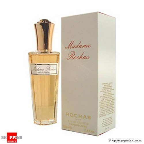 Madame Rochas 100ml EDT by Rochas
