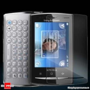 Screen Protector for Sony Ericsson X10 Mini Pro