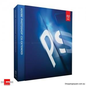 Adobe Photoshop CS5 Extended 12 Box Windows Student Teacher Edition 1 User
