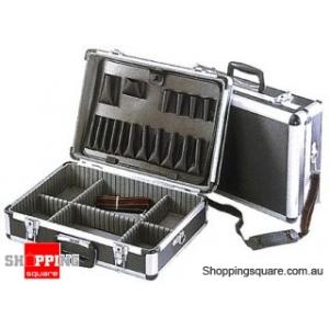 Doss TC3 Premium Attache Tool Case - Aluminum